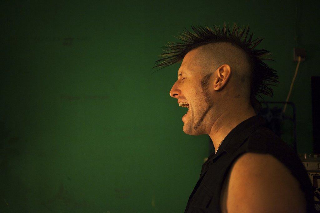 Musician Matt Voodoo